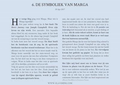 6. De symboliek van Marga